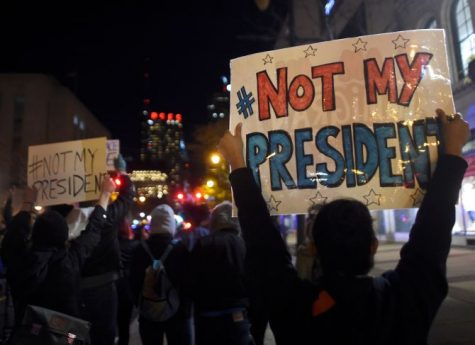 Protesting Our President-Elect