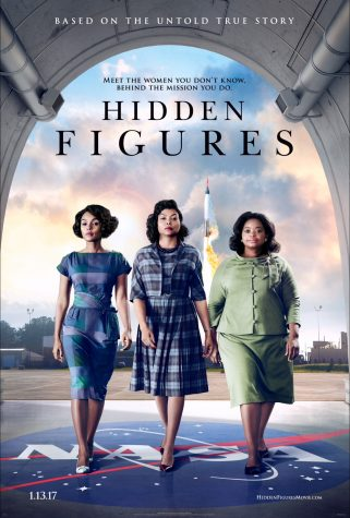 Nowhere to Hide; Hidden Figures Soars to the Top