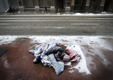 Heat Up the Homeless This Winter