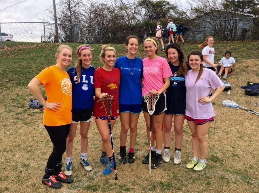 Lax Ladies Shooting For Big Goals