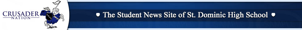 The student news site of St. Dominic High School