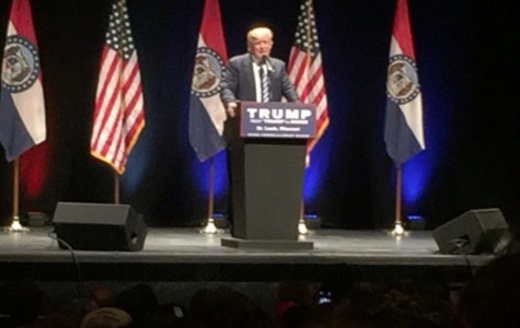 Trump Takes on Missouri
