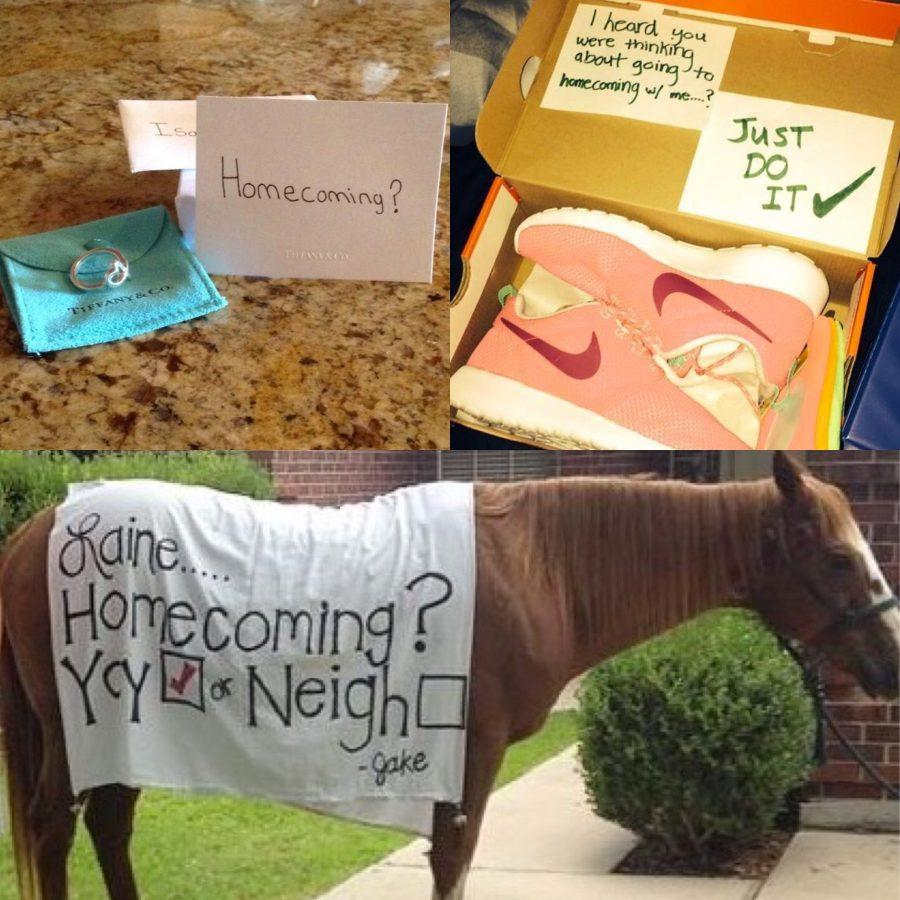 Homecoming Proposals: It's a No from Me