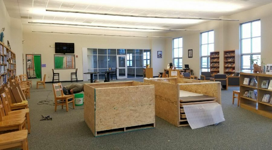 An Early Christmas Present: The Learning Commons
