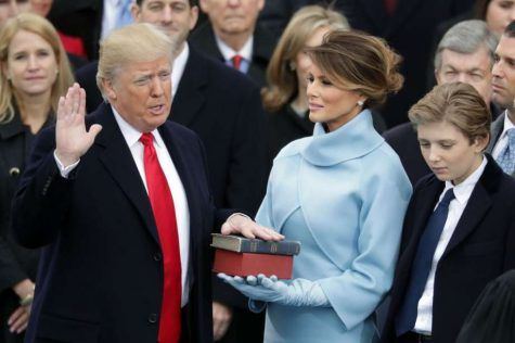 New Era for the United States: Inauguration Day
