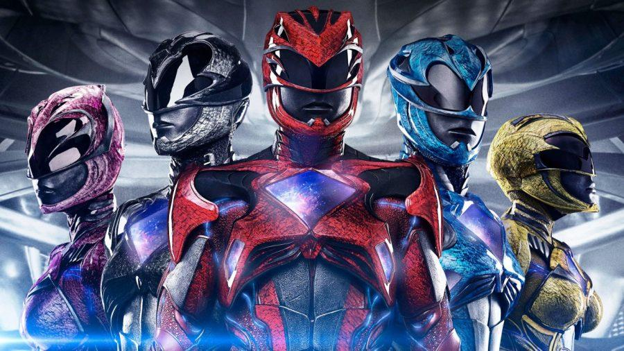It's Morphin' Time for the Power Rangers Squad