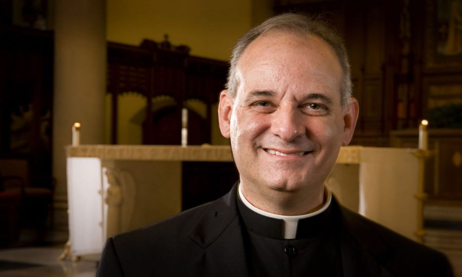 One of Our Own: The New Bishop