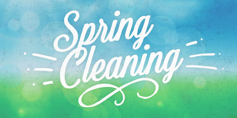 Spring+Into+Spring+Cleaning