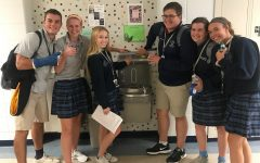 St. Dominic Water Fountains: Springs of Life or Droughts of Death
