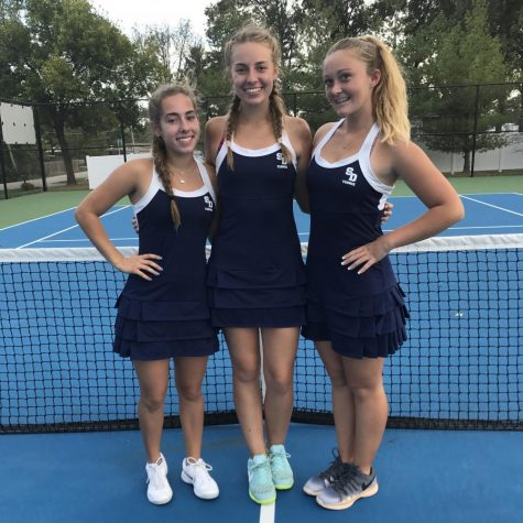 Tennis and Golf are State Bound