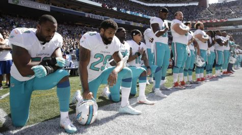 Taking a Stand by Taking a Knee