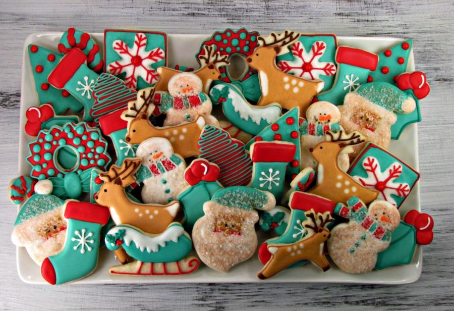 Nothing Better than Christmas Cookies