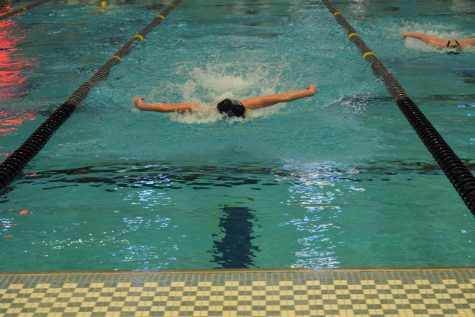 New Additions Put Swim Team in Front