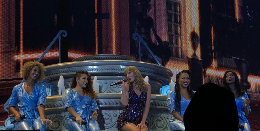 Taylor Swift in St. Louis