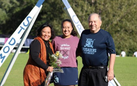 Field Hockey: Seniors Say Goodbye