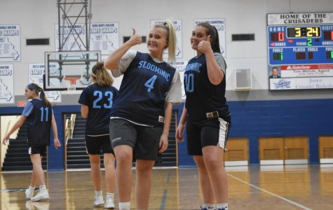 Girls Basketball Bouncing Back