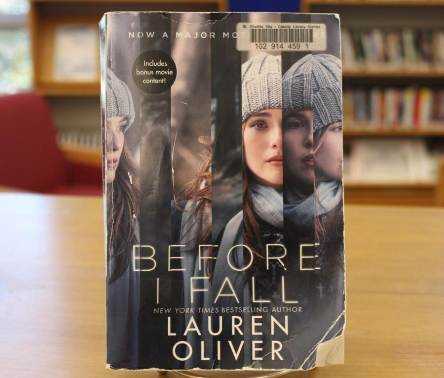 Before I Fall (Into a Good Book)