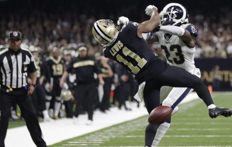 Saints' Season Ends From Blown Call