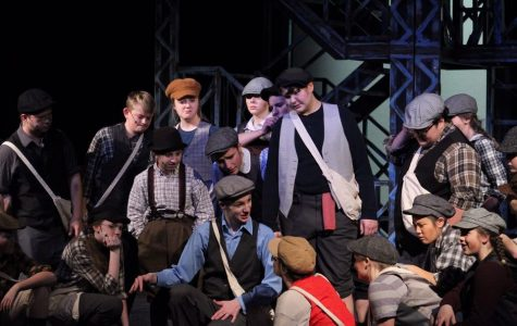 Newsies Rocks the World