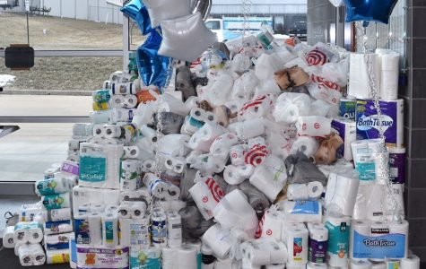 Wiping Out the Competition: 2019 Toilet Paper Drive