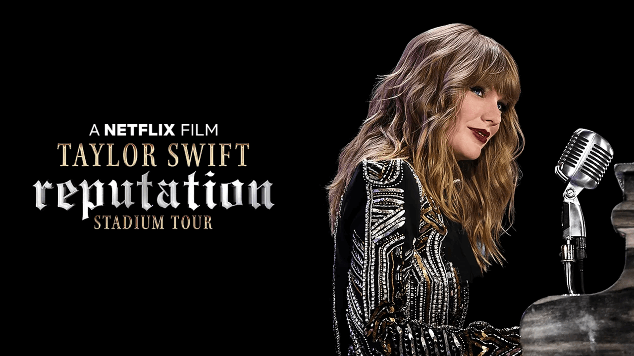 Official poster for the reputation Stadium Tour.