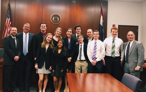 Case Dismissed! SDHS Mock Trial Leaves Courtroom With Big Win