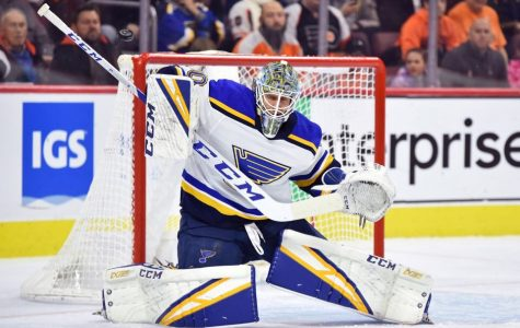 Jordan Binnington Sets New Win Record