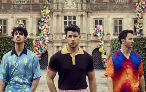 The Jonas Brothers are Burnin' Up Once Again