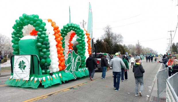 St. Pat's Day Parades