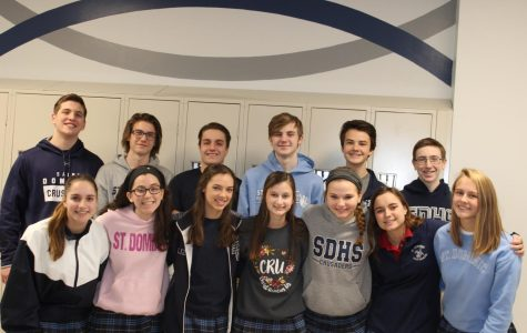 These students will be honored at the State Capitol on March 5.