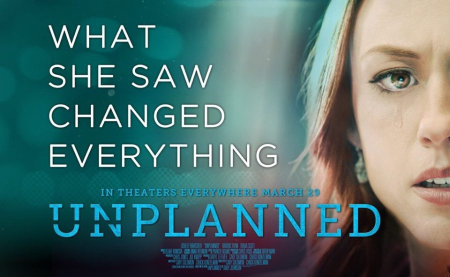 Unplanned Hits Theaters