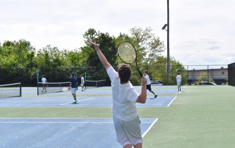 4-Peat: Tennis Team Does It Again