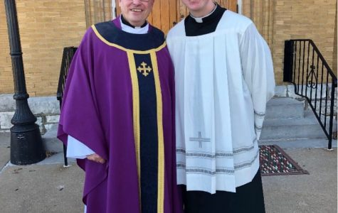 St. Dominic's Newest Seminarians: Ryan Box and Jack Scott