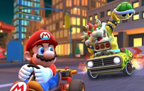 Mobile Mario Kart Hits The Tracks
