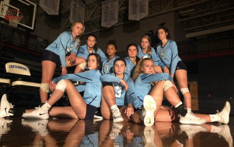 The New Varsity Volleyball