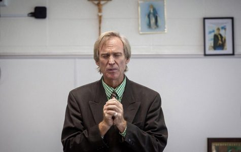 Serving Christ and Others: Mr. Hennekes's Journey as He is Becoming a Deacon
