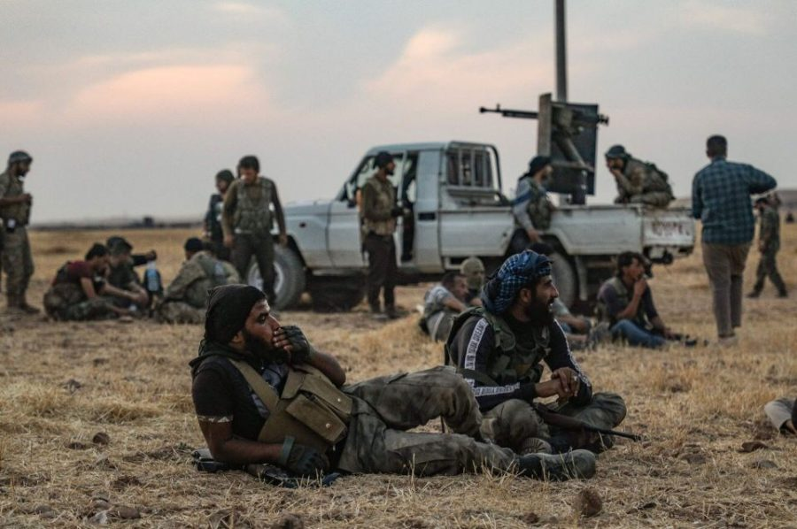 U.S. Troops Leave Syria: Effects and Reverberations