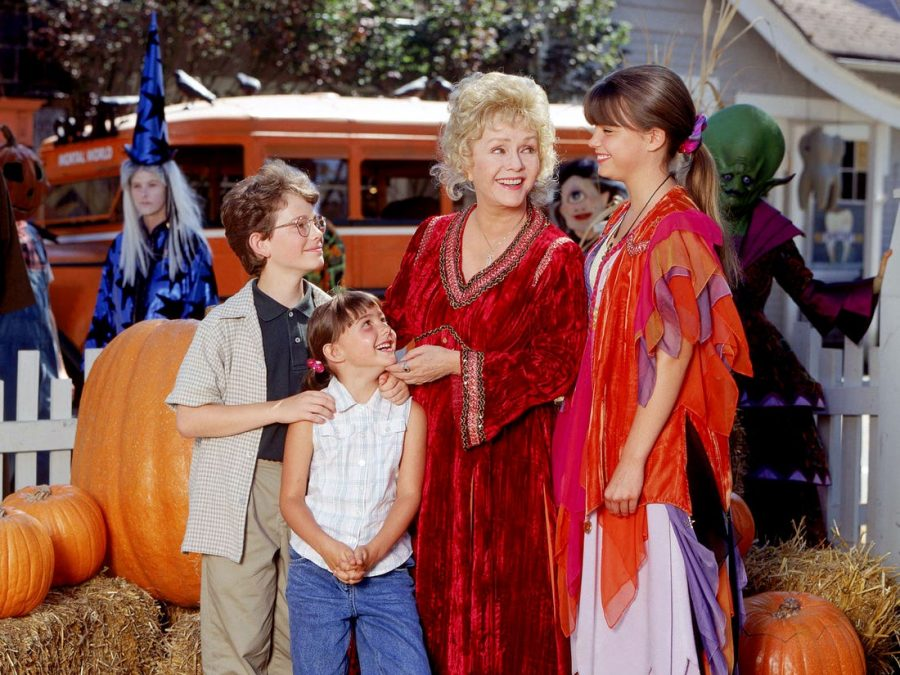 Family Friendly Films: Halloween Edition