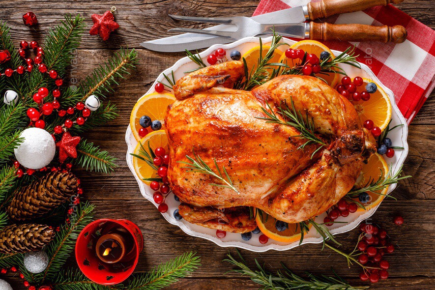 Deck the Halls With Plates of Turkey: Too Early For Christmas Music?