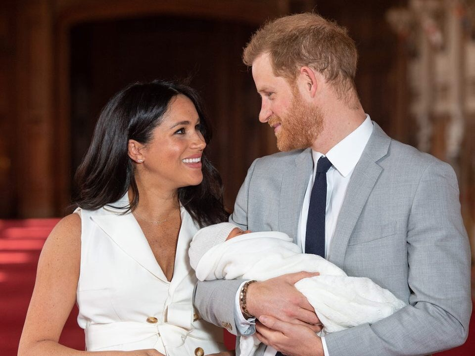 Meghan Markle and Prince Harry decide to step down from being senior members of the Royal Family.