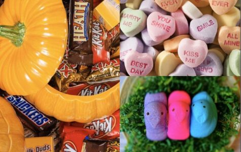 Let's Start the Conversation (Hearts): Which Holiday Tastes Sweetest?