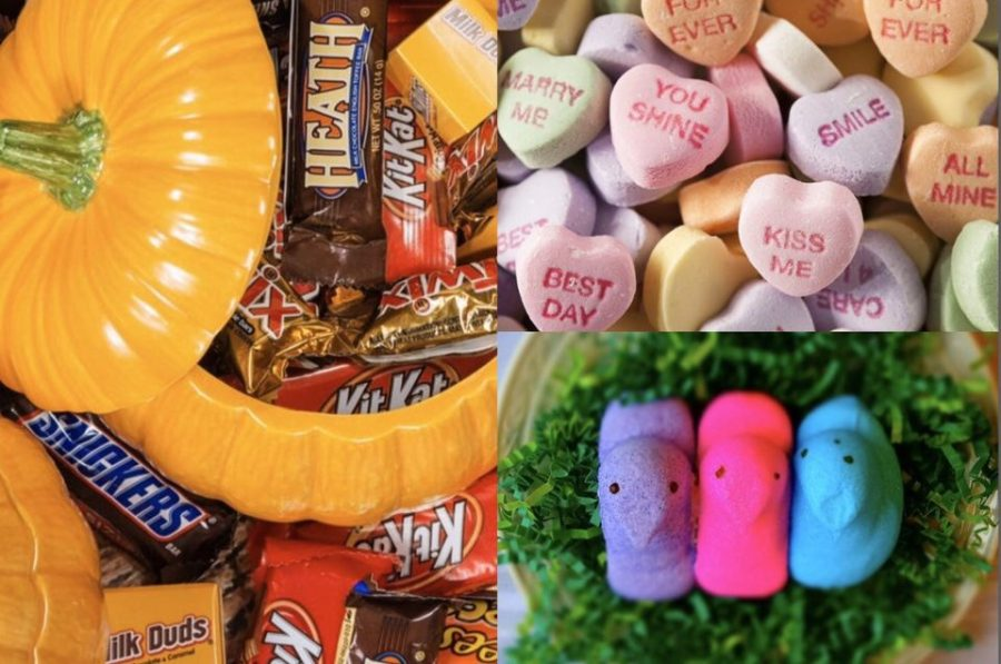 Candy+is+a+top+seller+during+Valentine%E2%80%99s+Day%2C+Halloween%2C+and+Easter.+