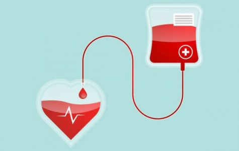 Saving a life one drop of blood at a time
