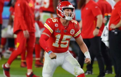 The chiefs take the title of the super bowl champs