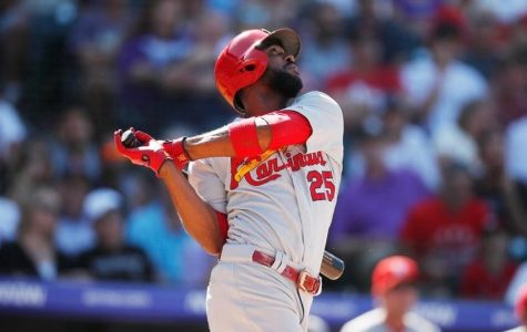 Outfielder Dexter Fowler has been a leader in helping others during the coronavirus pandemic.
