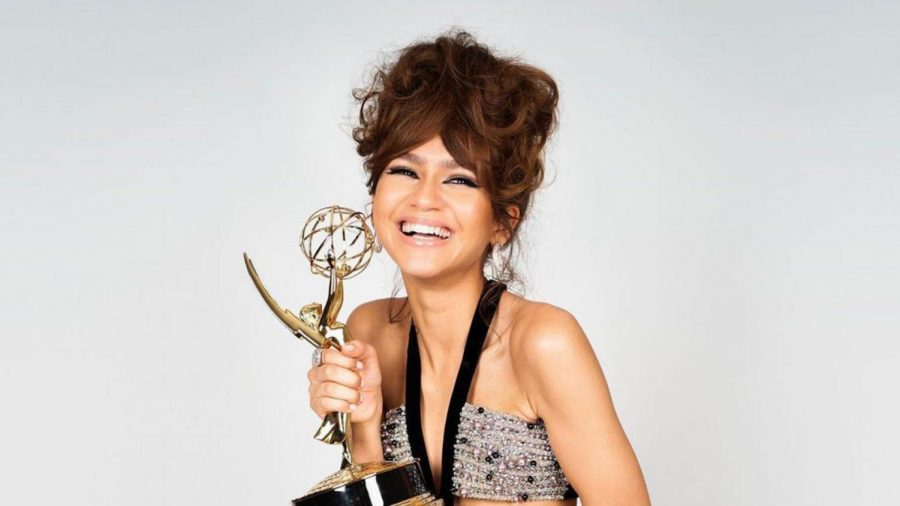 Zendaya took home an Emmy for Lead Actress in a Drama Series for her role in the show Euphoria on HBO.