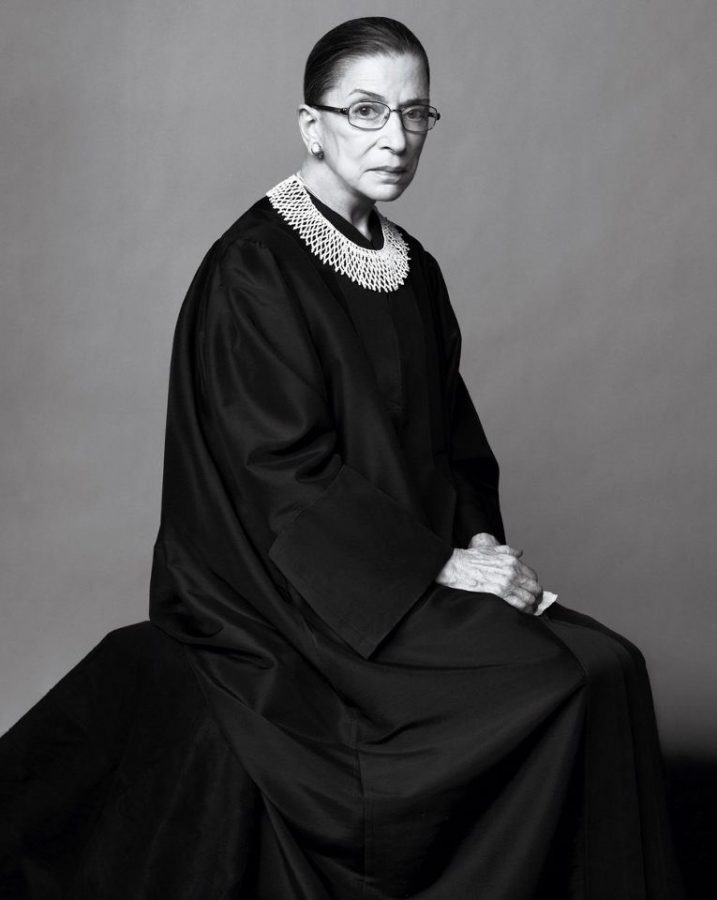 Supreme Court Justice Ruth Bader Ginsburg died last Friday after complications with cancer.