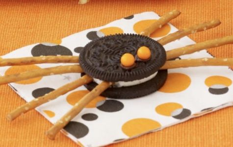 One of the delicious homemade Halloween treats that have us so excited to try