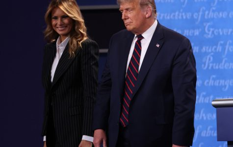 President Donald Trump and First Lady Melania  Trump test positive for COVID-19 after the presidential debate