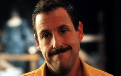 "Adam Sandler stars in the new Netflix Original Halloween movie ""Hubie Halloween"""